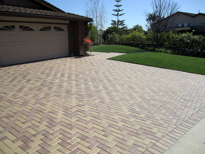 paver driveway remodel with sealer brea ca.jpg