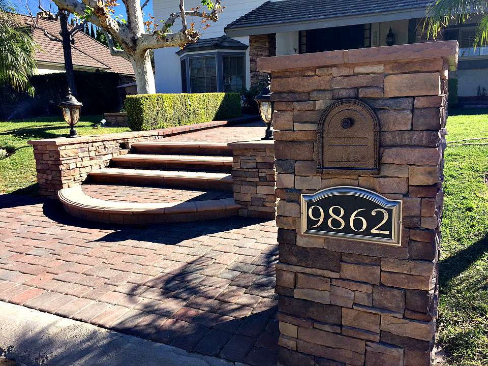 front home paver walkway and stone mailbox diamond bar ca.jpg